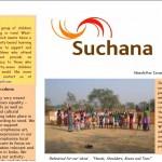 Newsletter Issue 1 website