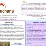 Newsletter Issue 13 website