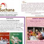 Newsletter Issue 15 website